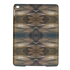 Wildlife Wild Animal Skin Art Brown Black Apple iPad Air 2 Hardshell Case