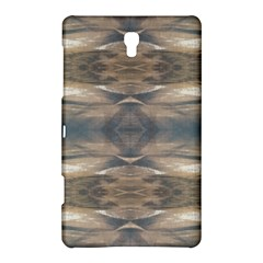 Wildlife Wild Animal Skin Art Brown Black Samsung Galaxy Tab S (8 4 ) Hardshell Case