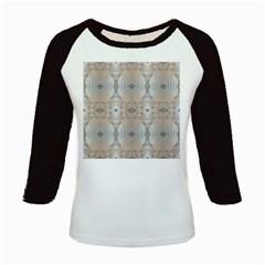 Seashells Summer Beach Love Romanticwedding  Kids Long Cap Sleeve T Shirt