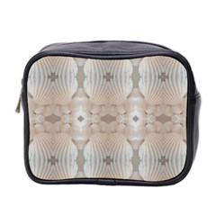 Seashells Summer Beach Love Romanticwedding  Mini Travel Toiletry Bag (two Sides)