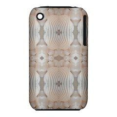 Seashells Summer Beach Love RomanticWedding  Apple iPhone 3G/3GS Hardshell Case (PC+Silicone)