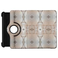 Seashells Summer Beach Love Romanticwedding  Kindle Fire Hd Flip 360 Case