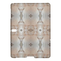 Seashells Summer Beach Love RomanticWedding  Samsung Galaxy Tab S (10.5 ) Hardshell Case