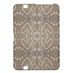 Love Hearts Beach Seashells Shells Sand  Kindle Fire Hd 8 9  Hardshell Case