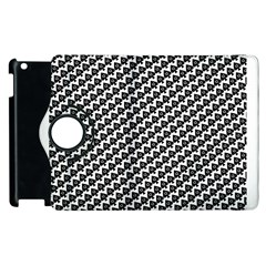 Hot Wife - Queen of Spades Motif Apple iPad 2 Flip 360 Case