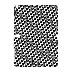 Hot Wife - Queen of Spades Motif Samsung Galaxy Note 10.1 (P600) Hardshell Case