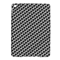 Hot Wife   Queen Of Spades Motif Apple Ipad Air 2 Hardshell Case