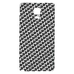 Hot Wife - Queen of Spades Motif Samsung Note 4 Hardshell Back Case
