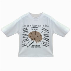 Atlas Of A Podiatrist s Brain Baby T-shirt