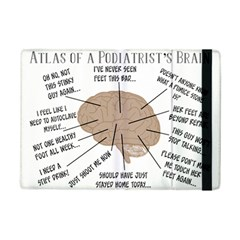 Atlas Of A Podiatrist s Brain Apple iPad Mini 2 Flip Case