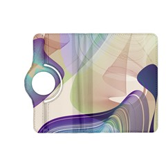 Abstract Kindle Fire HD (2013) Flip 360 Case