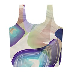 Abstract Reusable Bag (l)