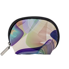Abstract Accessory Pouch (Small)