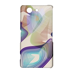 Abstract Sony Xperia Z3 Compact Hardshell Case