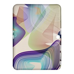Abstract Samsung Galaxy Tab 4 (10.1 ) Hardshell Case