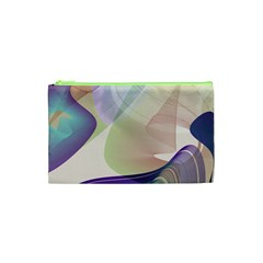 Abstract Cosmetic Bag (XS)