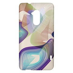 Abstract HTC One Max (T6) Hardshell Case