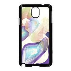 Abstract Samsung Galaxy Note 3 Neo Hardshell Case (black)