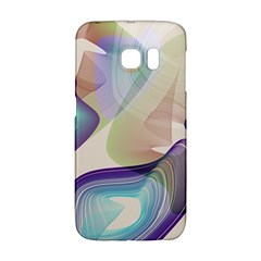 Abstract Samsung Galaxy S6 Edge Hardshell Case