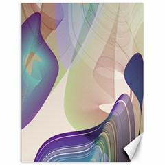 Abstract Canvas 12  X 16  (unframed)