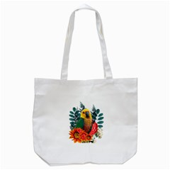 Nature Beauty Tote Bag (White)