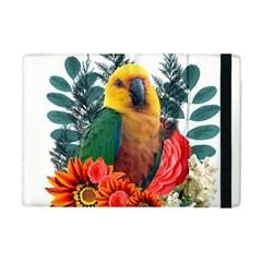 Parrot Apple Ipad Mini Flip Case