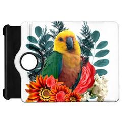 Parrot Kindle Fire Hd Flip 360 Case