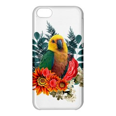 Parrot Apple Iphone 5c Hardshell Case