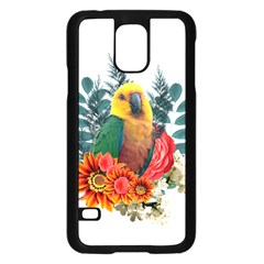 Parrot Samsung Galaxy S5 Case (Black)