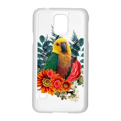 Parrot Samsung Galaxy S5 Case (White)