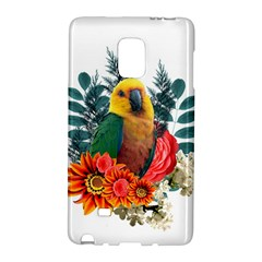 Parrot Samsung Galaxy Note Edge Hardshell Case