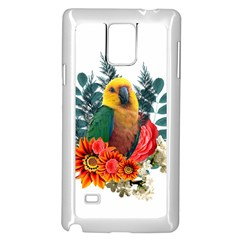 Parrot Samsung Galaxy Note 4 Case (White)