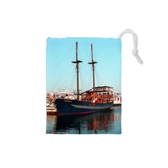 Travel Drawstring Pouch (Small)
