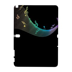 Musical Wave Samsung Galaxy Note 10 1 (p600) Hardshell Case