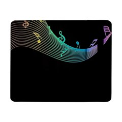 Musical Wave Samsung Galaxy Tab Pro 8 4  Flip Case