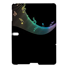 Musical Wave Samsung Galaxy Tab S (10 5 ) Hardshell Case