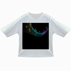 Musical Wave Baby T-shirt