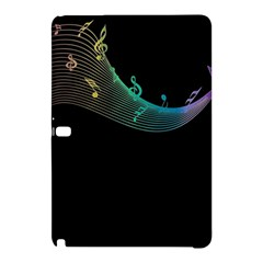 Musical Wave Samsung Galaxy Tab Pro 12.2 Hardshell Case