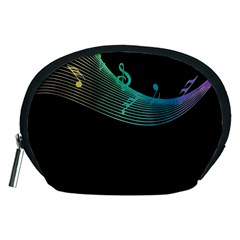 Musical Wave Accessory Pouch (medium)
