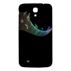 Musical Wave Samsung Galaxy Mega I9200 Hardshell Back Case