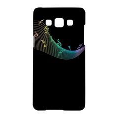 Musical Wave Samsung Galaxy A5 Hardshell Case