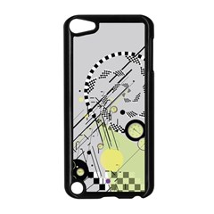 Abstract Geo Apple Ipod Touch 5 Case (black)