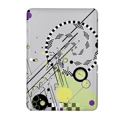 Abstract Geo Samsung Galaxy Tab 2 (10 1 ) P5100 Hardshell Case