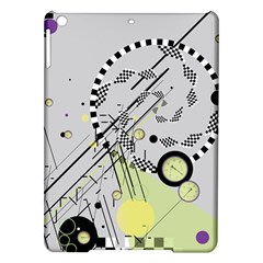 Abstract Geo Apple iPad Air Hardshell Case
