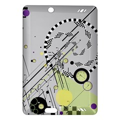Abstract Geo Kindle Fire HD (2013) Hardshell Case