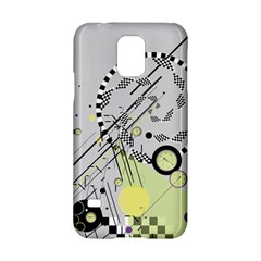 Abstract Geo Samsung Galaxy S5 Hardshell Case