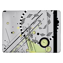 Abstract Geo Samsung Galaxy Tab Pro 12.2  Flip Case