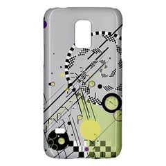 Abstract Geo Samsung Galaxy S5 Mini Hardshell Case