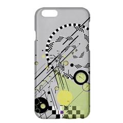 Abstract Geo Apple iPhone 6 Plus Hardshell Case