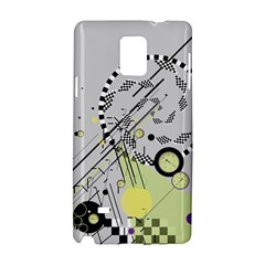 Abstract Geo Samsung Galaxy Note 4 Hardshell Case